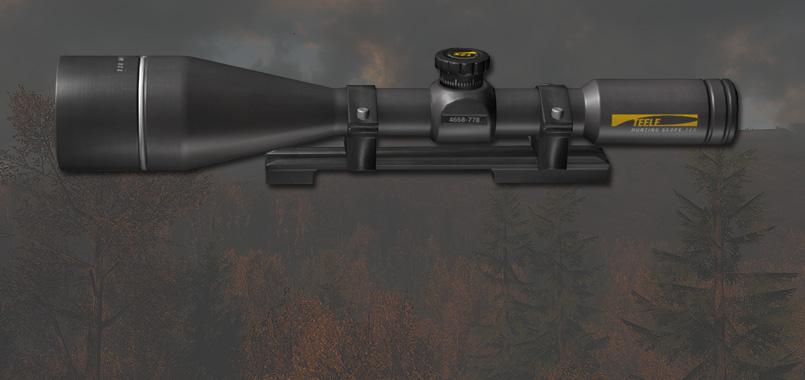 12x50mm Scope