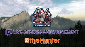 Val-des-Bois - Pre-release Livestream Anouncement