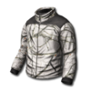Basic jacket camo winter forest 256