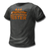 Basic tshirt plain mptester 256