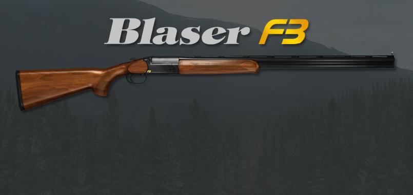 Blaser F3
