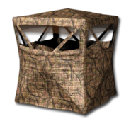Large equipment ground blind 04