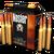 Cartridges 7mm magnum 256
