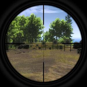 3-9×40AnschutzRifleScope1