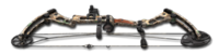 Compound bow parker python 256