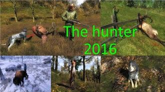 The Hunter - Trailer 2016 HD (game)