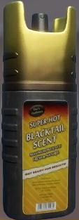 Blacktail deer scent