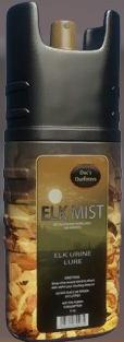 Elk scent