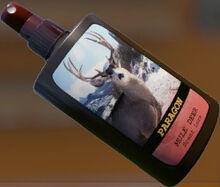 Mule deer scent