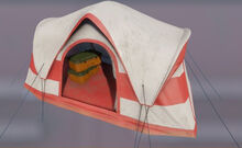 Tent white