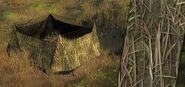 Waterfowl blind 1