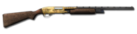 Shotgun pump 12ga gold