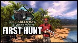 TheHunter - Piccabeen Bay First Hunt