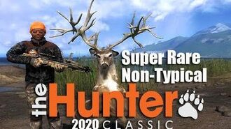 TheHunter Classic - Super Rare Non-Typical Whitetail