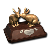 Valentine 2015 competition bronze
