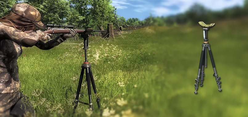 Shooting tripod rest news