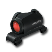 Sight aimpoint micro h-1 256