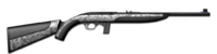 Semi auto rifle 22 winter