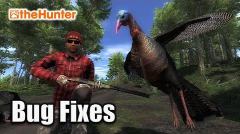Turkey and Blaser F3 Fixes - theHunter Classic