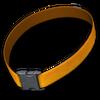 Dog collar blazing orange