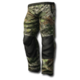 Basic pants camo forest 256