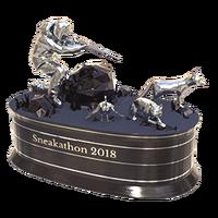 Grand sneakathon 2018 silver
