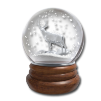 Snowglobe diamond