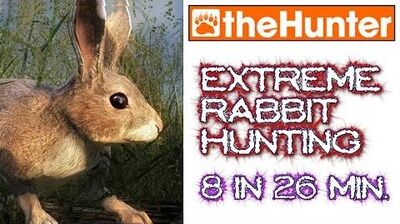 TheHunter Extreme Rabbit Hunting