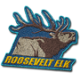 Roosevelt elk badge