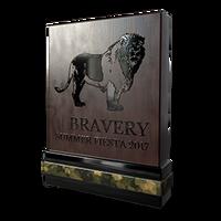 Summerfiesta bravery hematite