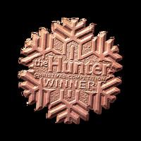 Snowflake bronze