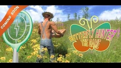 TheHunter Butterfly Hunter the Game