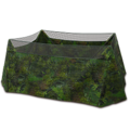 Waterfowl blind tropical forest camo