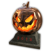 Halloween 2018 comp bronze