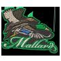 Mallard badge