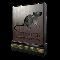 Summerfiesta stealth hematite
