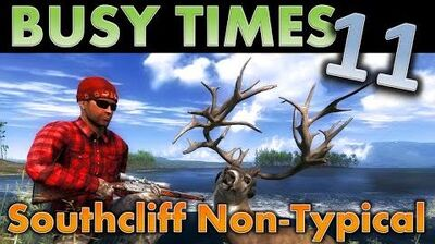 TheHunter Busy Times 11 - Southcliff Non-Typical Whitetail