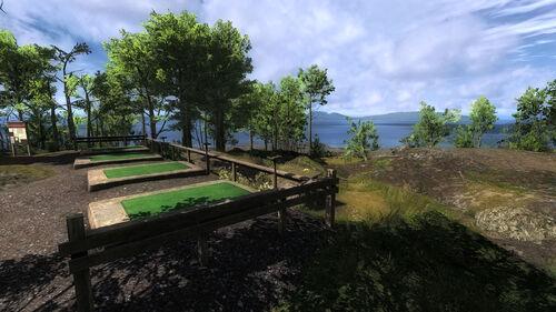 Field Lodge ball trap