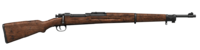 Bolt action rifle 3006