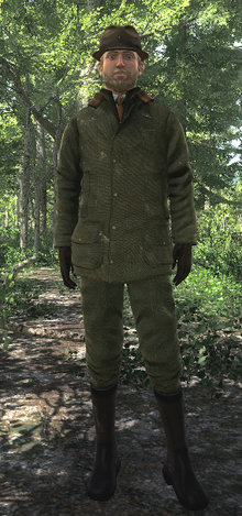 Hunting Outfit 07