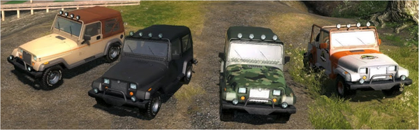 Park ranger fleet
