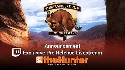 TheHunter 2015 Bushrangers Run Australian Outback - Exclusive Pre-Release Livestream Announcement