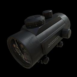 2x crossbow pistol scope