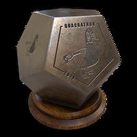 Quackathon silver