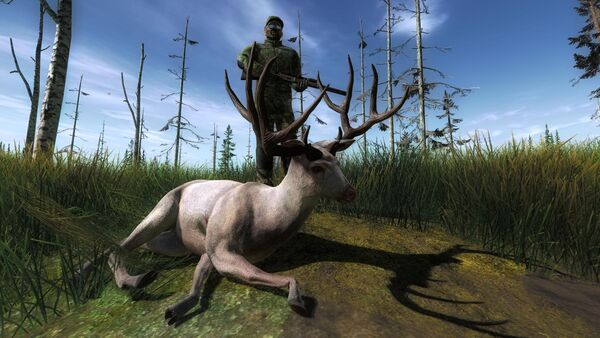 Turisas88 albino blacktail 192
