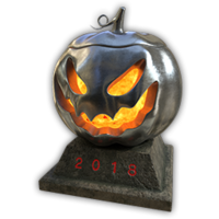 Halloween 2018 comp silver