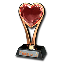 Valentine competition 2016 bronze