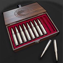 Cartridges 308 silver