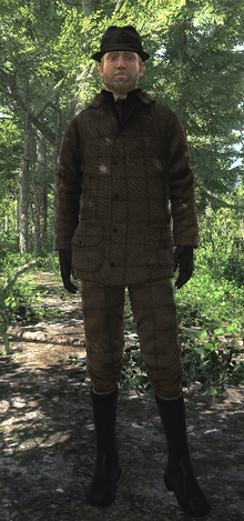 Hunting Outfit 08
