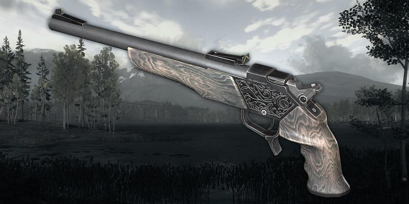 308 handgun